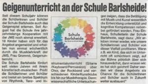 Aus: Osdorfer Kurier vom 23. September 2015