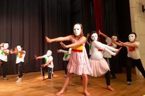 Tanzpräsentation 2016