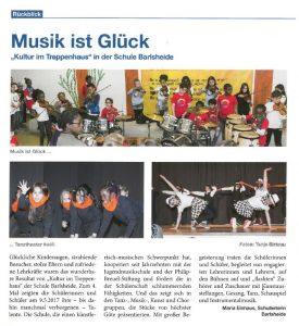 Musik ist Glück - Westwind vom 6. Juni 2017