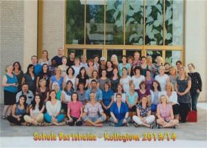 Kollegium 2013-14